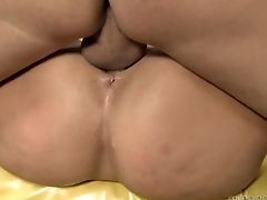 Dark Haired Madison Rose With Phat Tits Gets A Good Love Tunnel Fuck In Xxx Fucky-fucky Activity With Billy Slide