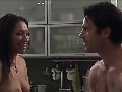 Charles Dera Pulls Out His Boner To Fuck Beautiful Vicki Chase's Muff Pie