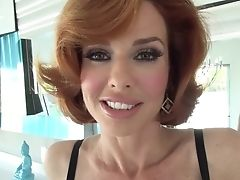 Rocco Siffredi Wants To Fuck Sultry Veronica Avluv's Sweet Mouth Forever Before She Gets Fucked In Her Slave