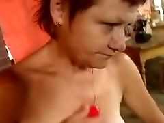 Fabulous Homemade Clip With Fucktoys, Grannies Scenes
