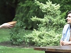 Beautiful Buttfucking In The Garden With Charming Honey Nicole Pearl