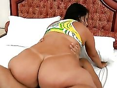 Tony Tigrao With Sweet Slave And Hairless Twat Gets Jiggish For Camera