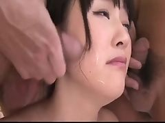 Strong Blow-job On A Stiff On For Asian Tsuna Kimura - More At Javhd.net