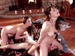 Sweetsinner Casey Calvert And Dana Dearmond Share Cock