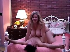 Beautiful Mature Bbw Deedra Enjoys Cum All Over Her Big Tits