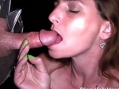 Gloryhole Facial Cumshot Compilation