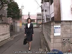 Big Tittied Japanese School Chick Mai Kuroki Is Fucked By Perverted Educator