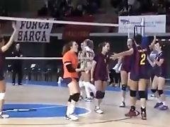 Barcelona Taut Cut-offs Volleyball Pt Just Pornography Tv