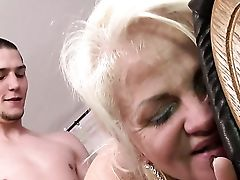 Blonde Is Moist As The Ocean In This Xxx Session