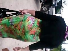 Hijab Candid Rump