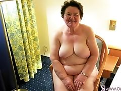 Homemade Granny Pornography Inexperienced Production Compilation