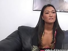 Greatest Pornographic Star Amy Parks In Crazy Asian, Point Of View Fuck-fest Scene
