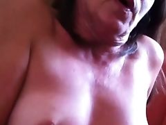 Matures Mega-bitch Screaming Wild Railing My Dick In A Cowgirl Pose