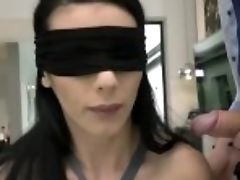 """""""dpfanatics Escort Nelly Kent Is Eyes Covered & Harshly Dual-fucked By Her Customers"""""""