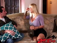 Hot Mummy Alexis Fawx Hammered Hard