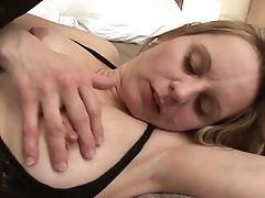 Lusty Big Boobed And A Bit Chubby Cheating Housewife Takes Big Black Cock In Her Twat