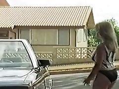 Man Rod Loving Retro Blonde Honey Gives Amazing Blowjob